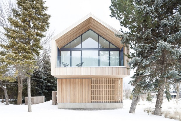 chalet contemporain Archives - Journal du Design