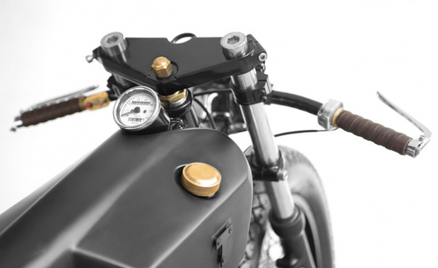 Yamaha XS650 par Thrive Motorcycle - Journal du Design