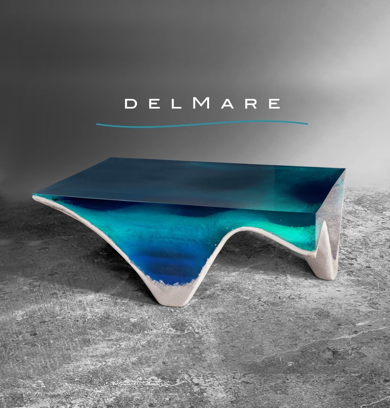 table delmare en marbre et verre acrylique par eduard. Black Bedroom Furniture Sets. Home Design Ideas