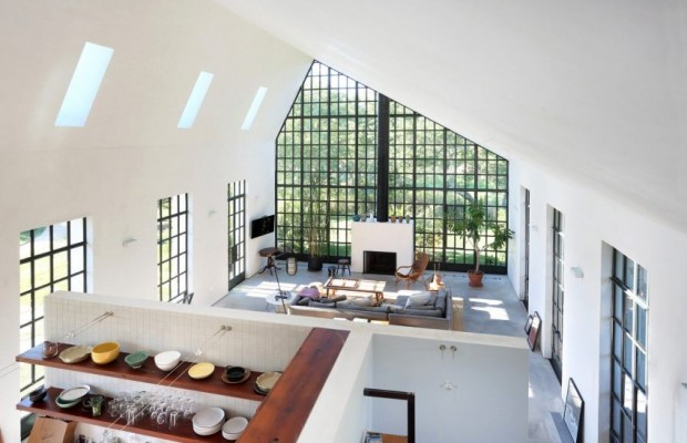 WE Guest House dans les Hamptons par TA Dumbleton Architect