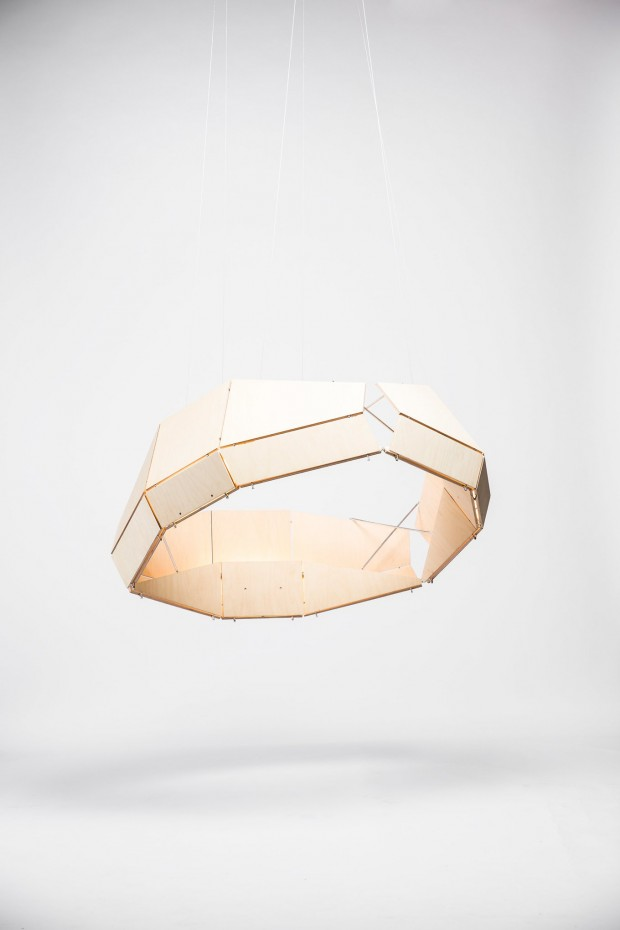 Luminaires WOODLABO Conquest Of Space