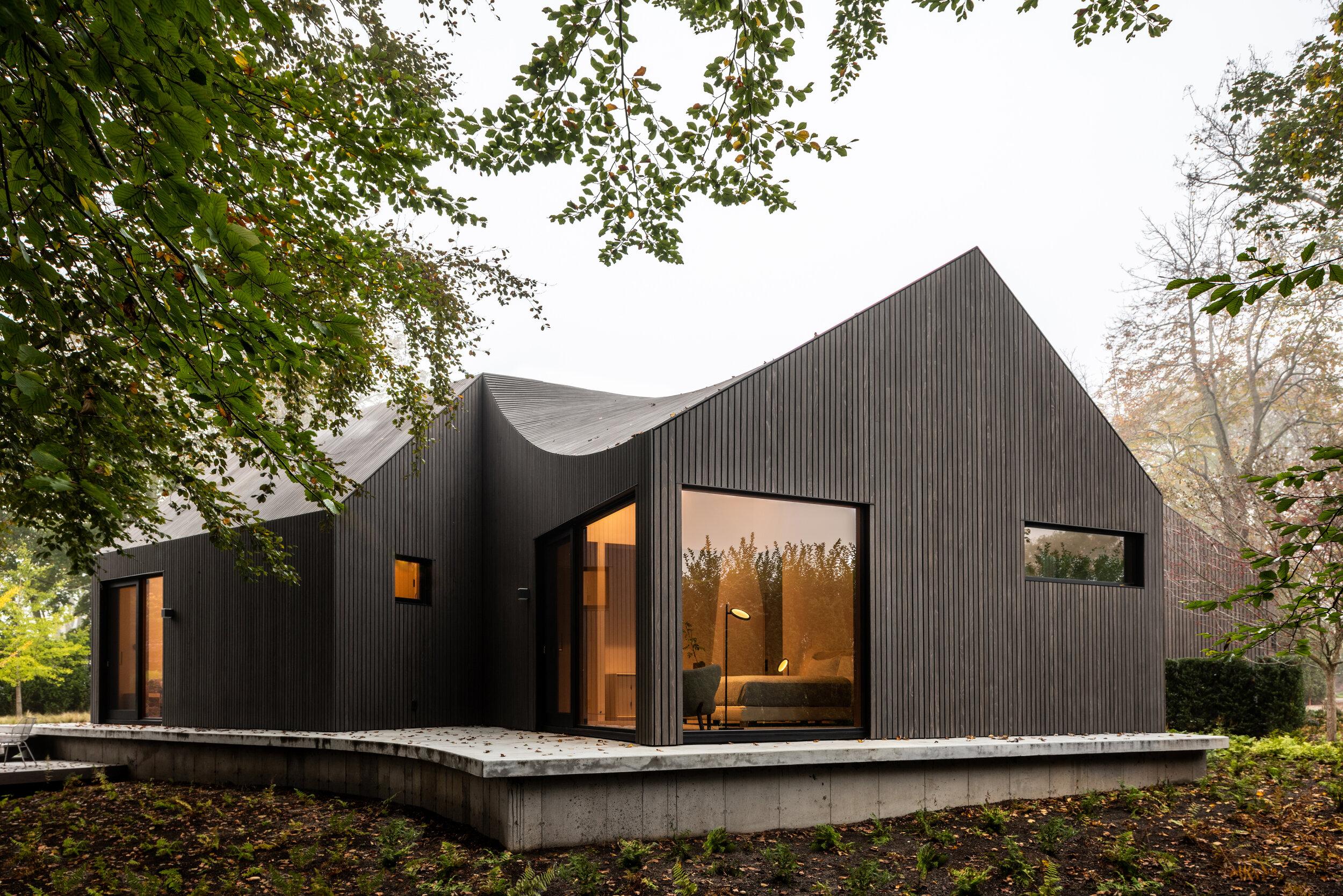 Six Square House, maison composée de 6 modules à Long Island - Journal du Design