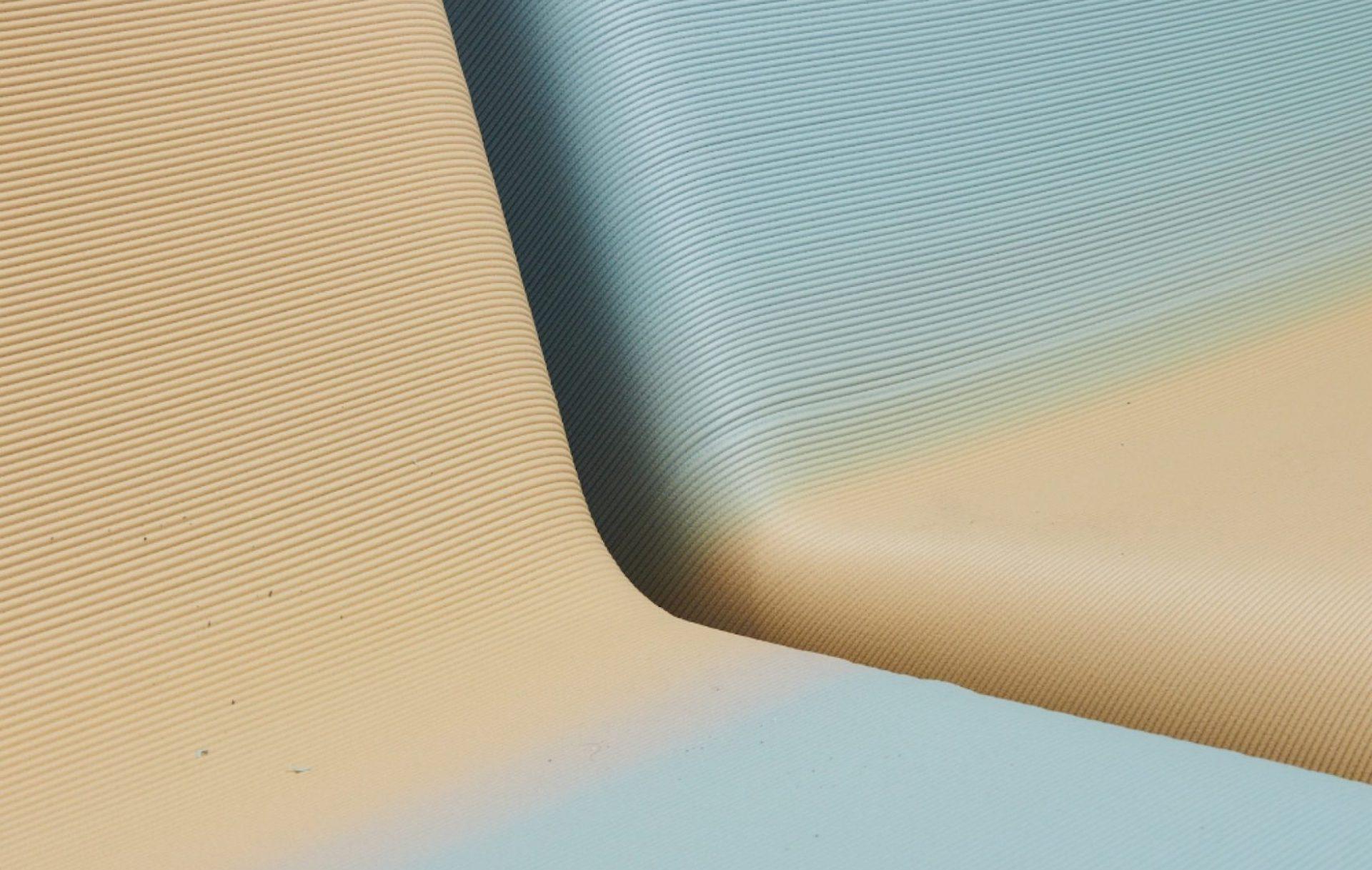 Ermis chair, impression 3D et transformation de déchets - Journal du Design