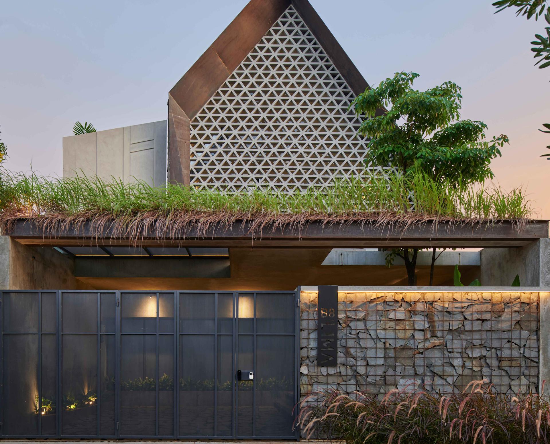 MP House, maison pour un couple de designers en Indonésie - Journal du Design